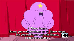 Lumpy Space Princess Meme - adventure time lumpy space princess gif by reddefender find