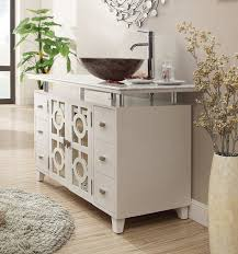 adelina 48 inch finish vessel sink bathroom vanity