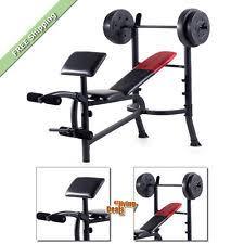 Weider Pro 240 Weight Bench Weider Weight Bench Ebay