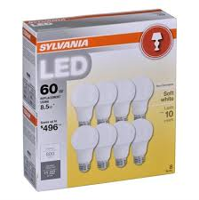 Sylvania Light Soft White Sylvania Led Light Bulbs From Lowe U0027s Canada