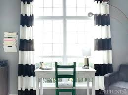 Red And White Striped Curtain White And Black Curtains U2013 Teawing Co