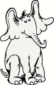 coloring pages delightful horton coloring pages step drawing