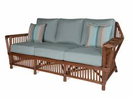 Rattan Settee Furniture Wicker Sofas A Wicker Sofa Selection For Your Patio Furniture