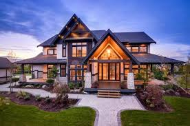 designs for homes 16 transitional exterior designs of homes you ll
