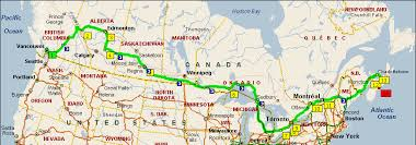road map canada us and canada road map road map usa and canada 32 simple with road