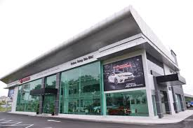 toyota dealer in new toyota 3s dealership in setia alam selangor motor trader