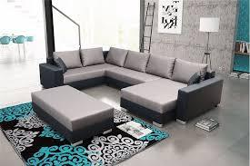 canapé d angle bi matière canapé panoramique bimatière seta design