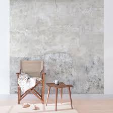 Schlafzimmer Tapeten Ideen Beton Tapete Vliestapete Shabby Living Room Pinterest