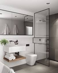 renew your small bathroom with modern decor in green small