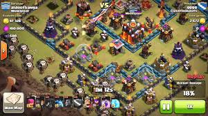 game coc sudah di mod clash of clans town hall 11 the future youtube