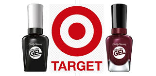 target sally hansen miracle gel u0026 top coat u2026only 99 each u2013 savvy