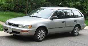 toyota 4wd models toyota corolla wagon 2644723