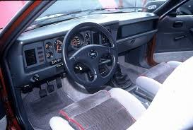 1990 Mustang Interior Index Of Ford Images