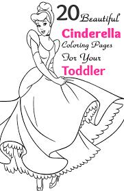 top 25 free printable cinderella coloring pages online cinderella