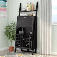 Jet Set Bar Cabinet Modern U0026 Contemporary Bars U0026 Bar Sets You U0027ll Love Wayfair