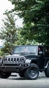 jeep suv 2016 black wallpaper project kahn jeep wrangler black hawk edition geneva
