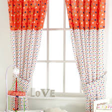 Monkey Curtains Nursery Red Kite Cotton Tail And Friends And Friends Tab Top Curtains