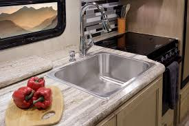Rv Kitchen Sink Covers A C E Class A Motorhomes Thor Motor Coach