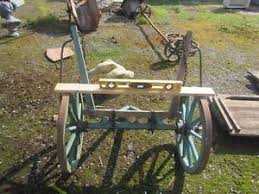 vintage wooden cart wheels wagon wheels 57 cm cartwheels pair with