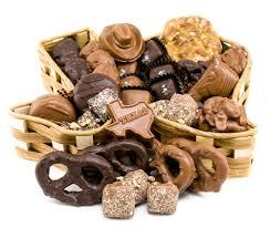 chocolate basket chocolate basket goodies