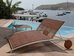 Wooden Outdoor Daybed Furniture - furniture modern wooden outdoor furniture canopy rocking outdoor