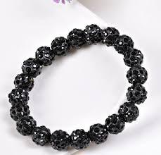 shamballa bracelet handmade images Stunning handmade crystal shamballa bracelet more choices png