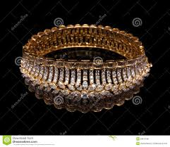 bracelet diamond designs images Close up of designer diamond bracelet stock photo image 50810186 jpg