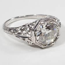 estate diamond engagement rings wedding promise diamond