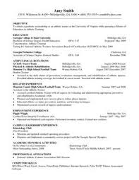 Personal Trainer Resume Sample by Sports Marketing Brand Ambassador Job Description Resume Http
