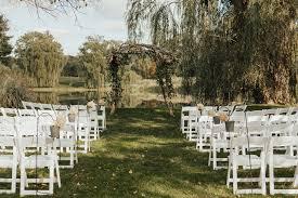 wedding venues upstate ny tessa wedding at the farm at pond forever