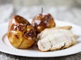 cuisiner la joue de porc marmiton rôti de porc au miel et aux pommes recipe filet mignon cordon