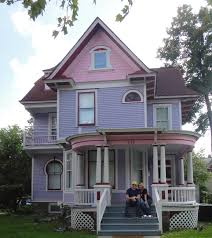 yay pink and purple lived here best house in ann arbor alpha
