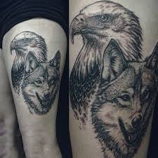 Thigh Tattoos - 70 thigh tattoos for manly ink designs