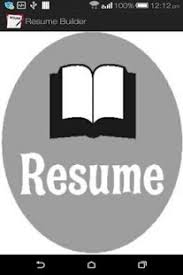 Resume Builder App For Android Smart Resume Creator Android Apps On Google Play