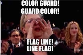 Color Guard Memes - meryl streep latest memes imgflip