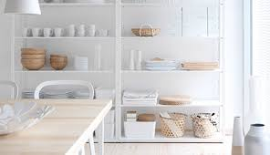 Open Shelving Unit by Shelving Units Ivar System Ikea