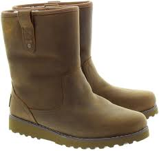 boots uk waterproof ugg redwood waterproof boots in chestnut in chestnut