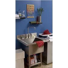 Kitchen And Utility Sinks by Julien Urbanedge Pedestal Laundry Sink 3865 From Julien