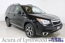 subaru forester touring xt pre owned 2015 subaru forester 2 0xt touring sport utility in