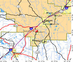 haskell map haskell arkansas ar 72015 profile population maps