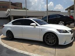 custom 2006 lexus gs300 tx 2006 2013 lexus gs300 gs350 used modulare b18 wheels and