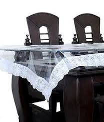 dining table cover clear eforcurtain cute pebble table cover semi transparent 15 gauge soft