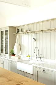 Tongue And Groove In Bathrooms Painted Tongue And Groove Kitchen Cabinets How To Make Pine