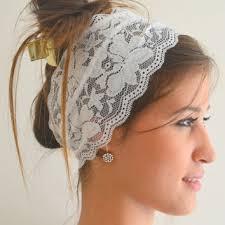 lace headbands shop stretchy lace headbands on wanelo