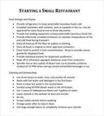 28 business plan template restaurant business plan pdf