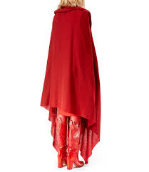do it yourself cape red vivienne westwood