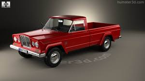 jeep gladiator 2016 360 view of jeep gladiator 1962 3d model hum3d store