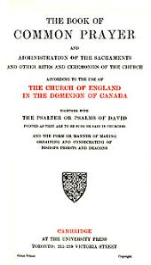 the 1918 canadian book of common prayer