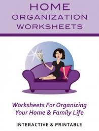 home organization get organized wizard
