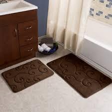 Memory Foam Bathroom Rug by Memory Foam Bath Rugs U0026 Bath Mats Shop The Best Deals For Oct